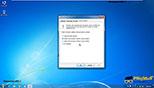 معرفی تب communication  در بخش صدای سیستمی در ویندوز 7 Windows 7