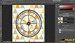 تغییر مدهای رنگی Color Mode در نرم افزار فتوشاپ معماری