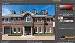 بزرگنمایی تصاویر در نرم افزار فتوشاپ معماری