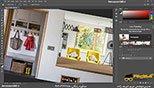 آشنایی با ابزارهای حرکتی صفحه در نرم افزار فتوشاپ معماری