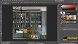 ذخیره سازی تصاویر در نرم افزار فتوشاپ معماری