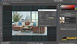 ایجاد خطوط راهنما در نرم افزار فتوشاپ معماری