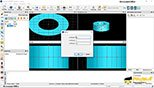 استفاده از ابزارmove  در نرم افزار Mode solutions تغییر مختصات ساختار- تعیین میزان جابه جایی ساختار – ویرایش ساختار- چرخش و خروجی گرافیکی ساختار- استفاده از ابزار hand  لومریکال