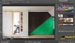 تغییر رنگ های تصویر در نرم افزار فتوشاپ معماری
