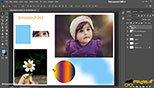 ادغام کردن لایه ها ( Merge Layer ) در فتوشاپ عکاسی