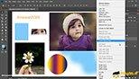 فیلتر کردن نمایش لایه ها در فتوشاپ عکاسی
