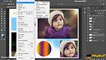 Copy یا Cut کردن بخشی از لایه به صورت یک لایه مستقل در فتوشاپ عکاسی